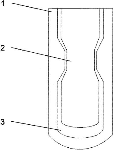 Конструкция внутрикостного зубного имплантата