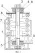 Виброизолятор с маятниковым подвесом