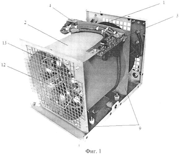 Нагреватель воздуха для наземного городского электротранспортного средства (варианты)