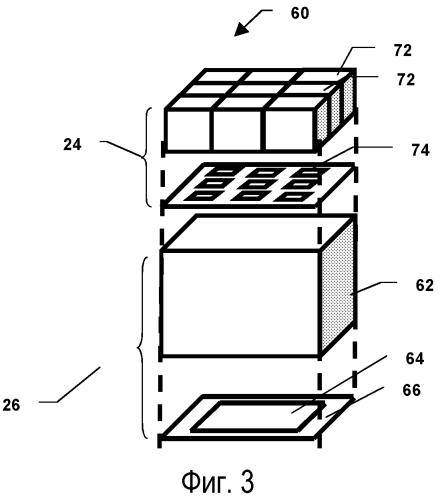 Система позитрон-эмиссионной и компьютерной томографии с единым детектором