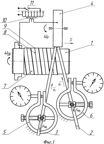 Способ формирования металлопокрытия одновременной электроконтактной приваркой двух стальных проволок