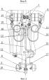 Регулируемое сверхзвуковое сопло турбореактивного двигателя