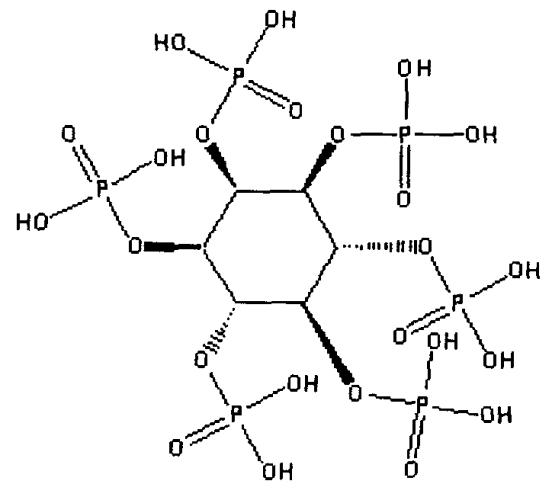 Композиции для ухода за полостью рта, содержащие фитиновую кислоту