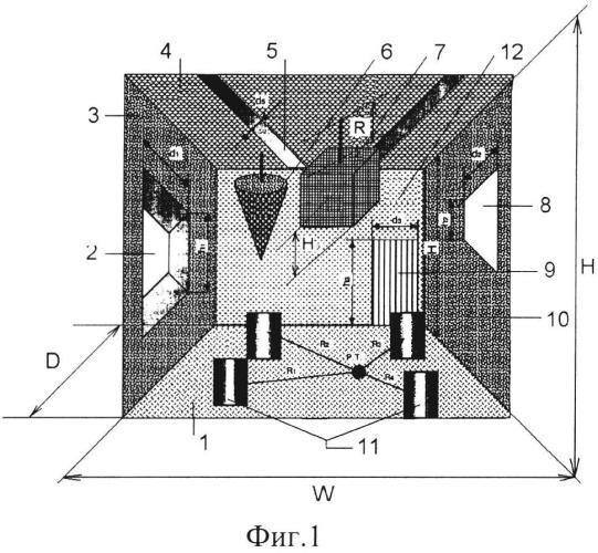 Звукопоглощающая конструкция кочетова производственного здания