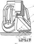 Долото для реактивно-турбинного бурения