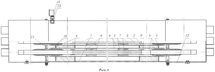 Способ герметичного ввода электрических проводников через защитную оболочку