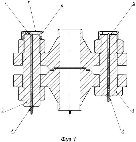 Устройство контроля прочности шпилек (болтов)