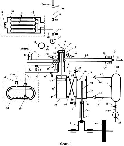 Способ работы двухтактного детонационного двигателя внутренного сгорания (варианты)