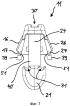Штекерный замок для соединения линейных элементов и поводок для животных с таким штекерным замком