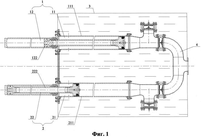 Плунжерный водяной насос и его гидравлическая управляющая система