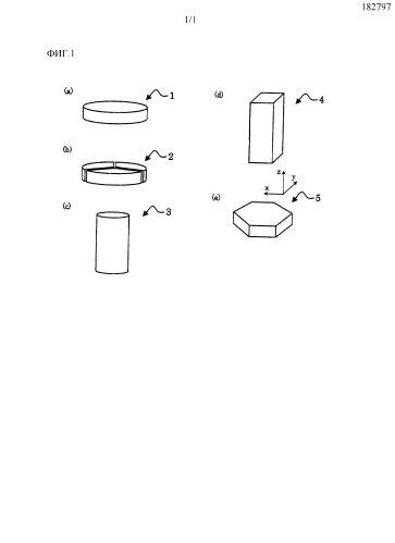 Спеченная заготовка из альфа-оксида алюминия для получения монокристалла сапфира
