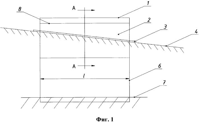 Каскадный способ создания противофильтрационной завесы (пфз), сооружаемой способом стена в грунте на откосе с уклоном более 3°