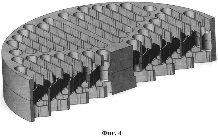 Устройство дистанционирования трубок теплообменного аппарата (варианты)