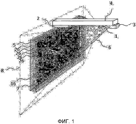 Система и способ мультисенсорного взаимодействия и подсветки на основе камеры