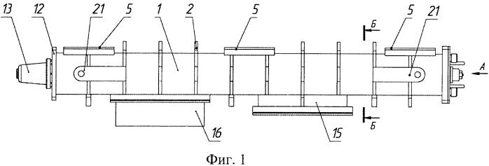 Корпус генератора импульсных напряжений