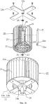 Многоцелевое роторное устройство (варианты) и генерирующая система, включающая такое устройство