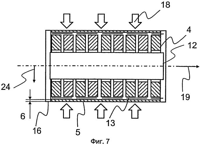 Термоэлектрический модуль с теплопроводным слоем