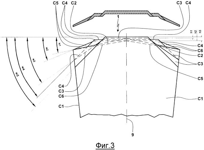 Пильное полотно для пиления полых формованных профилей