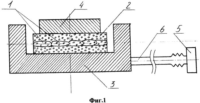 Способ пропитки алмазосодержащих брикетов легкоплавкими металлами и сплавами