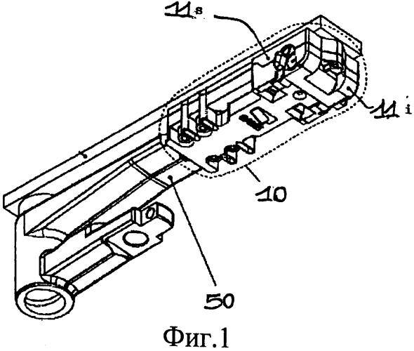 Запорный механизм для ворот