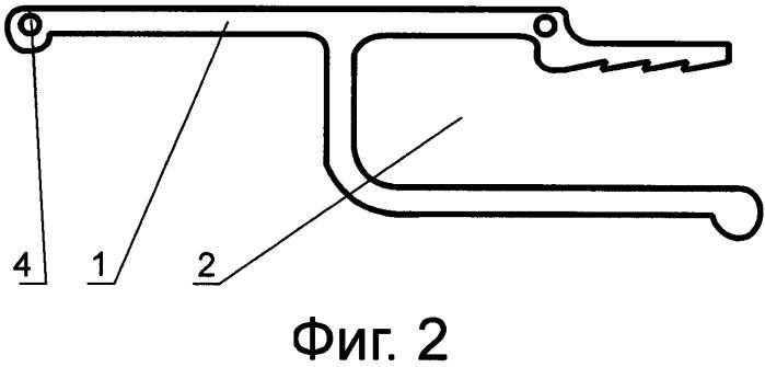 Багет для крепления натяжного потолка