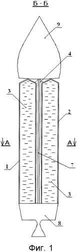 Способ применения ракеты-носителя на активном участке её траектории