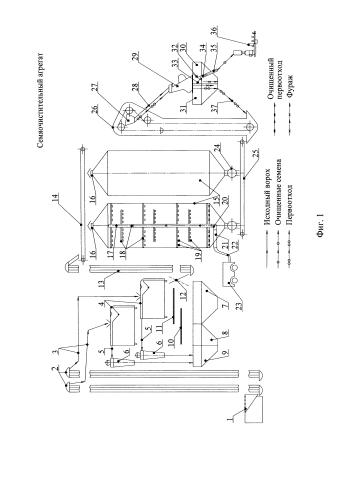 Семяочистительный агрегат