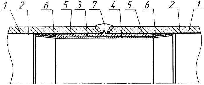 Способ соединения труб с внутренним покрытием