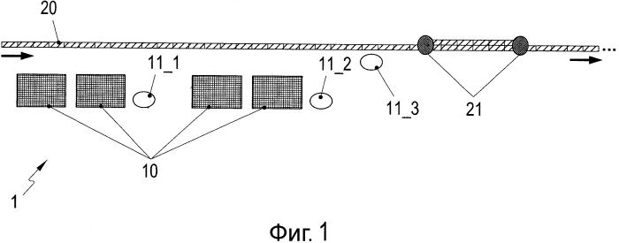 Способ и система для идентификации деталей на производственной линии