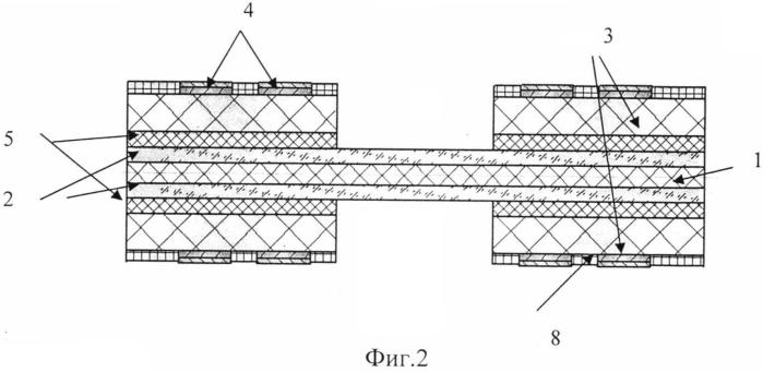 Способ изготовления гибко-жесткой печатной платы