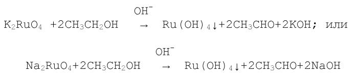Способ комплексного извлечения металлического кобальта, рутения и алюминия из отработанного катализатора сo-ru/al2o3 для синтеза фишера-тропша