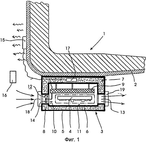 Контролирующее устройство задвижки замка, механизма замены литниковой трубы или тому подобного на металлургическом сосуде