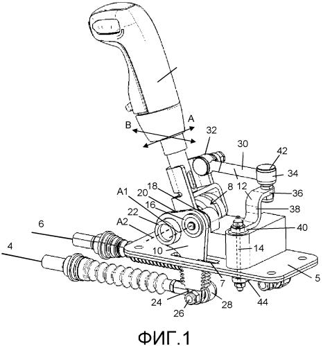 Система рычага передач