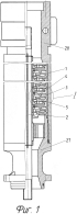 Погружной многоступенчатый центробежный насос и способ изготовления рабочего колеса и направляющего аппарата ступени насоса