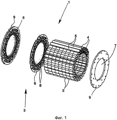 Магнетизирующее устройство для ядерно-магнитного расходомера