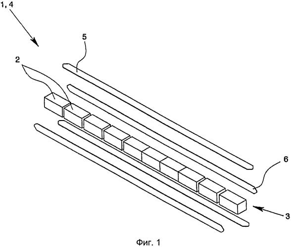 Магнитный конструктивный узел для ядерно-магнитного расходомера