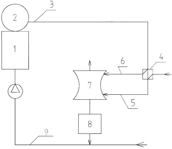 Способ работы теплогенерирующей установки