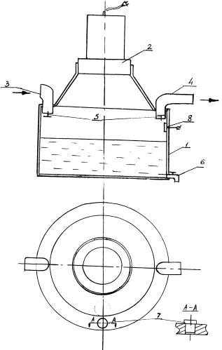 Уф- аэроионизатор-ингалятор