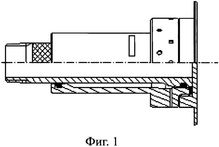 Насадок скрытый выдвижной для установок газового пожаротушения (варианты)