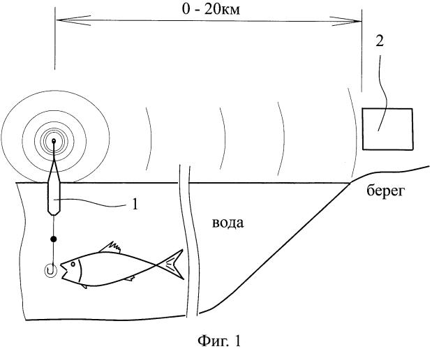 Поплавок, закидывающее устройство и удилище (варианты)