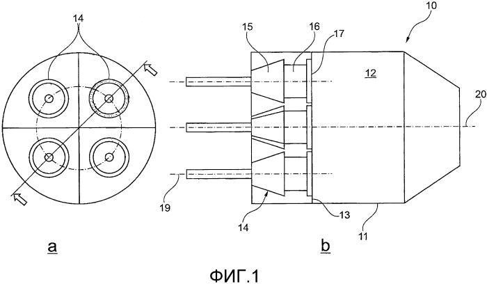 Трубчатая камера сгорания для конструкции трубчато-кольцевой камеры сгорания в газовой турбине