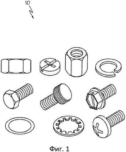 Высокопрочные крепежные изделия и заготовки крепежных изделий из альфа/бета титанового сплава