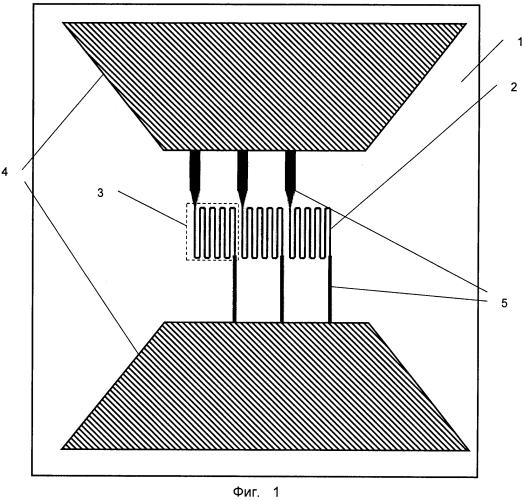 Способ изготовления сверхпроводящих многосекционных оптических детекторов