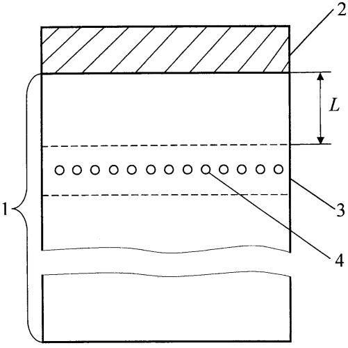 Структура полупроводник-на-изоляторе и способ ее получения