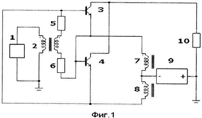 Удвоитель частоты синусоидального сигнала