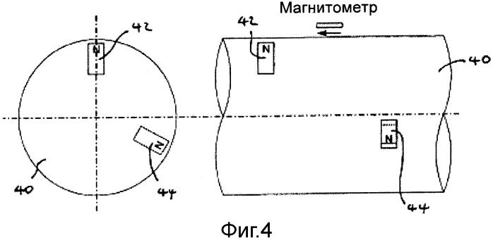 Способ определения скорости вращения забойного бескомпрессорного двигателя