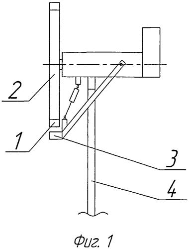 Сегментный ветроэлектрогенератор
