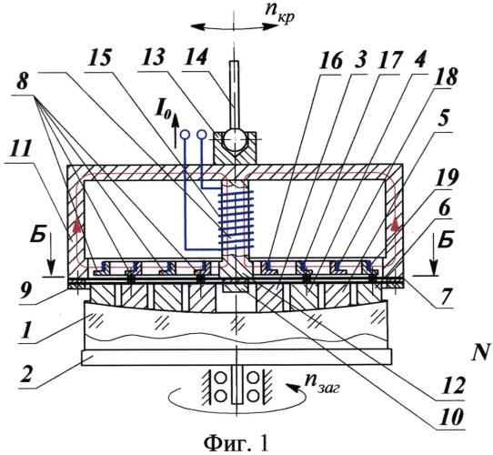Способ обработки осесимметричных оптических поверхностей и инструмент для его реализации