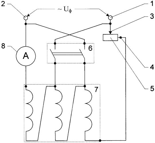 Способ сушки изоляции обмоток электродвигателя токами нулевой последовательности и устройство для его осуществления