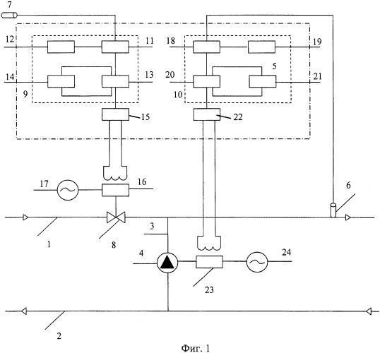 Устройство автоматизированного регулирования расхода тепла на отоплениев системах теплоснабжения